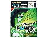 POWER PRO 10Lb 300 Yard Green 21100100300E
