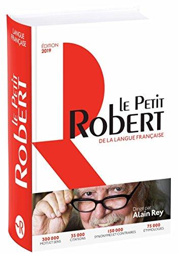 Le Petit Robert de la langue francaise [Lingua francese]