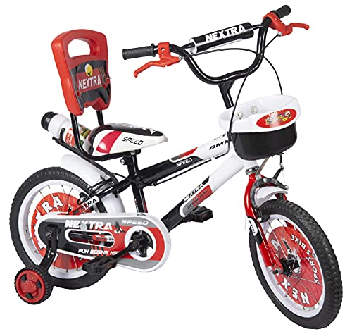 Speed Bird 14-T Sports Cycle - Baby Cycle (Bicycle) for Boys & Girls - Age Group 3-6 Yeras (Red)
