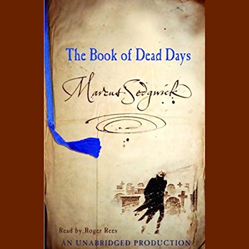 The Book of Dead Days cover art