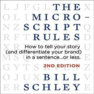 Couverture de The Micro-Script Rules