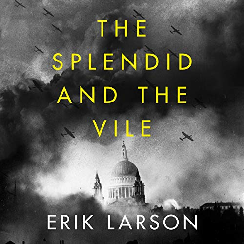 Couverture de The Splendid and the Vile