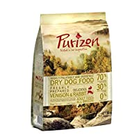 Made of a unique recipe with 70% meat and fish. It contains hearty venison, tender rabbit and freshly caught salmon. It is completely grain-free. These valuable ingredients supply your pet with essential vitamins and minerals and help to keep your do...