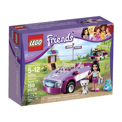 LEGO Friends Emma's Sports Car (41013) by LEGO