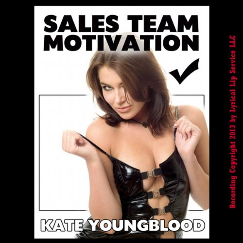 Sales Team Motivation: A Slutty Secretary Striptease and Gangbang Erotica Story cover art
