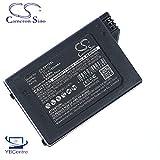 VINTRONS Battery for Sony PSP-1000, PSP-1000G1, PSP-1000G1W, PSP-1000K, PSP-1000KCW
