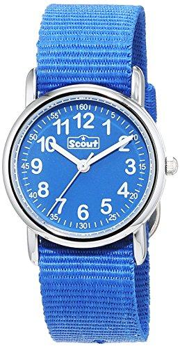 Scout Jungen-Armbanduhr Analog Bild