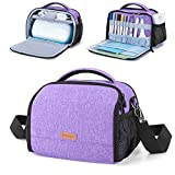 Yarwo Carrying Case Compatible with Cricut Joy, Portable Tote Bag with Accessories Storage for Craft...