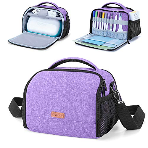Yarwo Carrying Case Compatible with Cricut Joy, Portable Tote Bag with...
