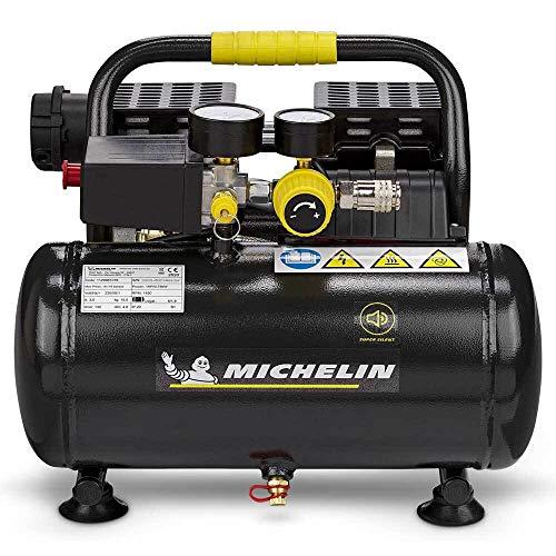 Michelin Druckluft Kompressor MX6 1 leise