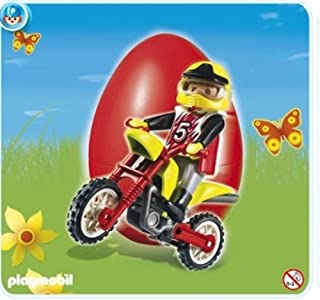 PLAYMOBIL® 4923 - Easter Egg - Moto Cross Biker