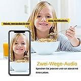 Zoom IMG-2 hikam s5 telecamera di sorveglianza