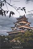 Notebook - Himeji Castle Japan Travel Journal: (110 Pages 6