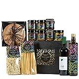 Cesto Regalo Vegan Gourmet - Cesti regalo vegan con prodotti naturali della Liguria dell'azienda...