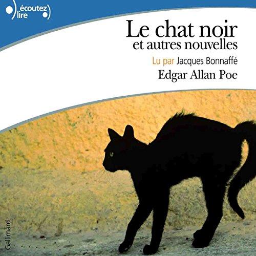 Le chat noir et autres nouvelles audiobook cover art