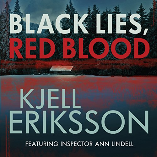 Black Lies, Red Blood cover art