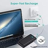 Zoom IMG-2 iposible power bank 30800mah 25w
