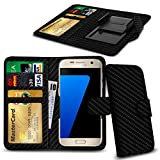 N4U Online® Cubot S500 PU Leather Clip Wallet Case Cover