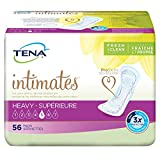 Tena Intimates Bladder Control Pads, Heavy Regular, (1 Case, 168 Each)
