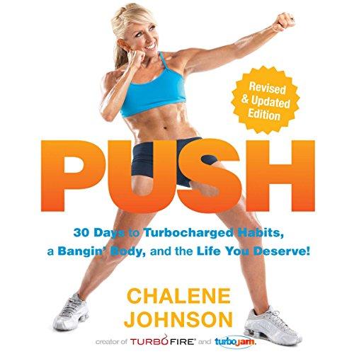 PUSH audiobook cover art