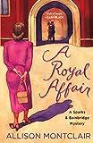 Image of A Royal Affair: A Sparks & Bainbridge Mystery (Sparks & Bainbridge Mystery (2))