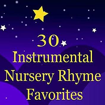 30 Instrumental Nursery Rhyme Favorites