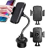 Support de téléphone portable 2 en 1 pour grille d'aération de voiture, chargeur sans fil 10 W,...