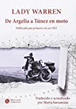 De Argelia A Túnez En Moto: Publicado por primera vez en 192 (RELATOS PERSONALES)