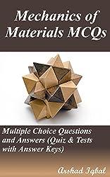 Mechanics of Materials Quiz, MCQs & Tests