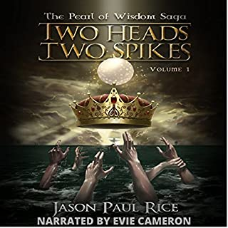 Two Heads, Two Spikes audiobook cover art