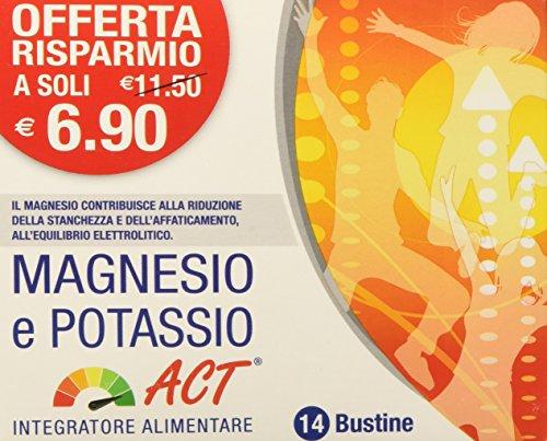 Act Magnesio Potassio, 14 Bustine