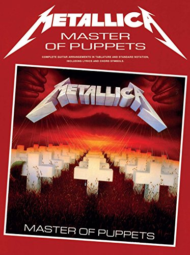 Metallica: Master of Puppets (Guitar TAB) (English Edition)