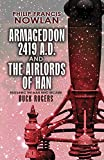 Armageddon--2419 A.D. and The Airlords of Han (Dover Mystery, Detective, Ghost Stories and Other Fiction)