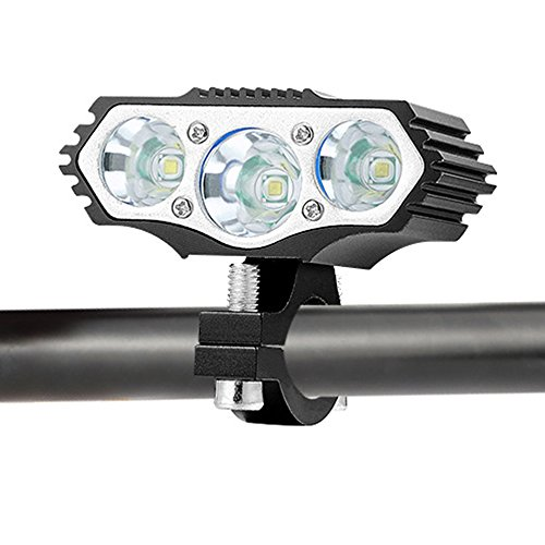 Led-koplamp, elektrische fietsen, hoge helderheid, waterdicht.