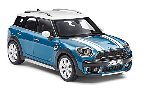 Original MINI Cooper S Countryman F60 1:18 Island Blue blau