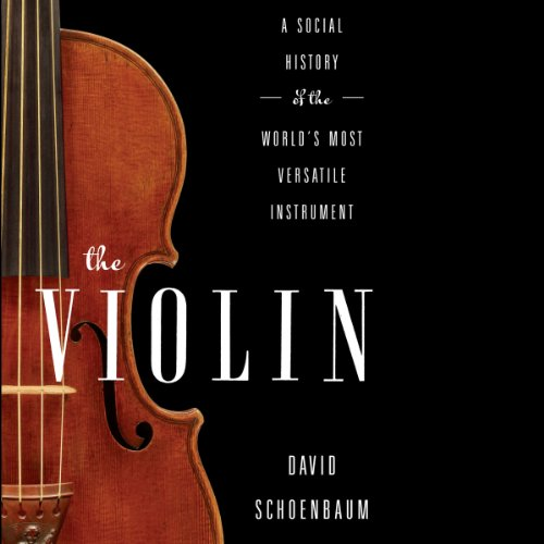 The Violin audiobook cover art