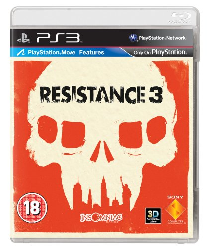 Resistance 3 (Sony PS3) [Import UK]