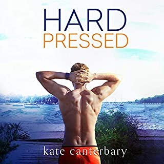 Hard Pressed audiobook cover art