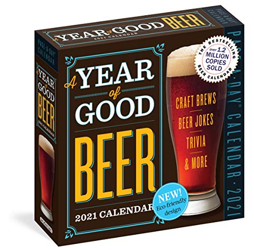 2021 Year of Good Beer Page-A-Day Calendar