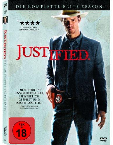 Justified - Season 1 (complete)