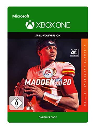 Madden NFL 20 – Ultimate Superstar Edition | Xbox One - Download Code