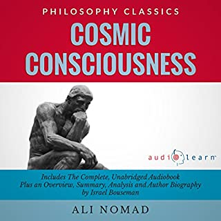 Cosmic Consciousness audiobook cover art
