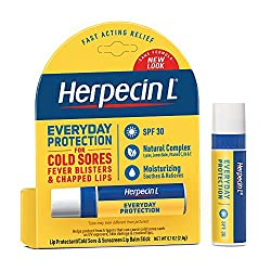 best top rated lip balm for cold sores 2021 in usa