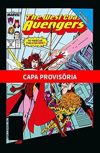Vingadores: A Busca Pelo Visão: Marvel Vintage
