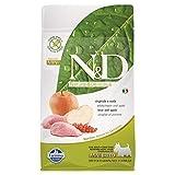n&d low grain n&d n& d grain free mini con cinghiale e mela secco cane gr. 800, multicolore, unica