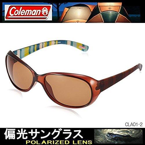 コールマン レディース サングラス CLA01-2