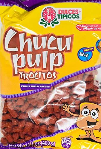 Trocitos de tamarindo Chucupulp - Tamarind Fruit Pulp Pieces - 14.1oz (400g)