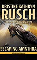 Escaping Amnthra: A Diving Series Standalone