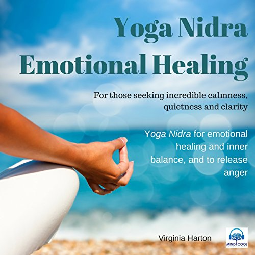 Emotional Healing     Yoga Nidra              By:                                                                                                                                 Virginia Harton                               Narrated by:                                                                                                                                 Virginia Harton                      Length: 31 mins     3 ratings     Overall 3.7