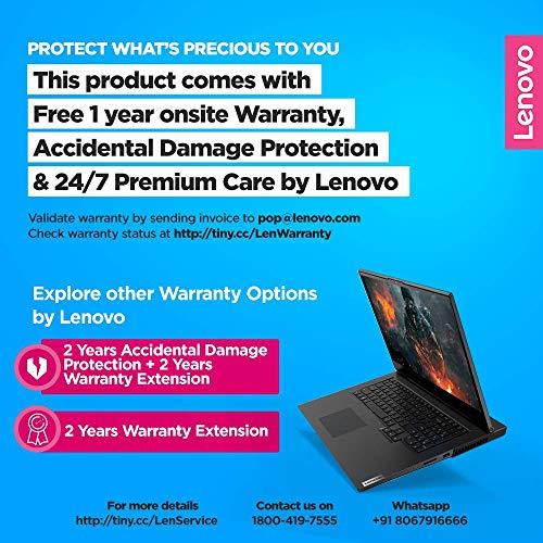 Lenovo Legion 5i 10th Gen Intel Core i5 15.6 inch Full HD Gaming Laptop (8GB/512GB SSD/Windows 10/120 Hz/NVIDIA GTX 1650 4GB GDDR6 Graphics/Phantom Black/2.3Kg), 82AU00CFIN